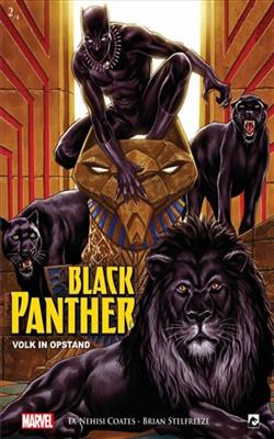 Black Panther - Volk in Opstand -  deel 2 - sc - 2020