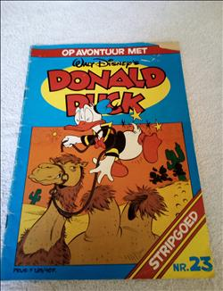 Donald Duck stripgoed nr's 23 ( 1984 ) - 30 ( 1985 )