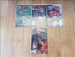 Battle Chasers  nr. 1 - 4