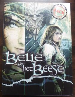 L'Hermenier & Looky & Dem - Belle en het Beest 1+2 collectors pack - hc - 2014-2015
