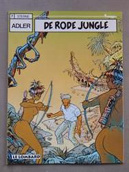 Adler 7 - De Rode Jungle - sc - 1e druk