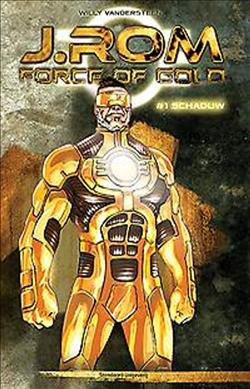J.Rom  -  Force Of Gold - #1 - schaduw