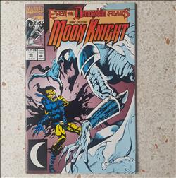 Us comics -moon knight-46 - comic- 1e druk
