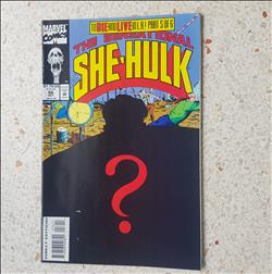 Us comic -The  sensational she-hulk - 56-comic