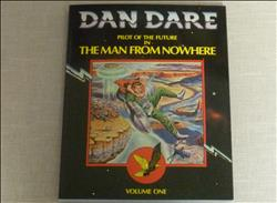 Hampson & Harley & Morris - Dan Dare 1. The man from nowhere - sc - 1979