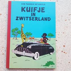 Kuifje in Zwitserland