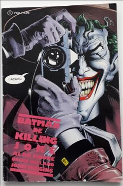 Batman de killing Joke - sc - 1989