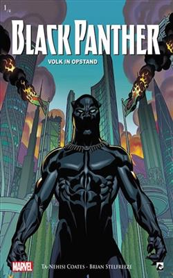 Black Panther - Volk in Opstand -  deel 1 - sc - 2020
