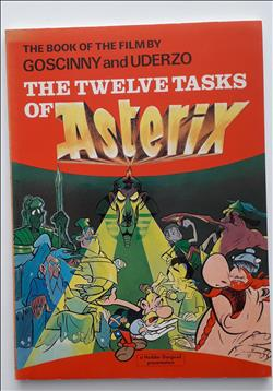 Asterix - The twelve task of Asterix - Engels - 1984