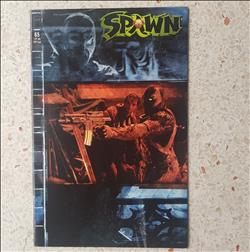 Us comics -spawn-71--comic- 1e druk