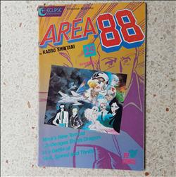 US-comics area 88 -25-comic