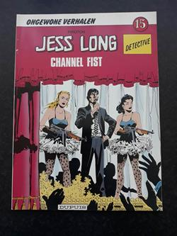 Jess Long	Nr.15	Channel fist	1990	1e druk	SC