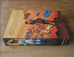 Golden Cup ~ Complete serie hardcovers 1 t/m 6