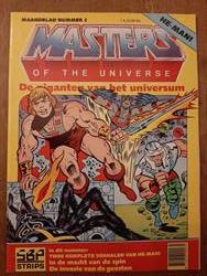 Masters of the universe nr. 2 - sc - 1e druk - 1986.