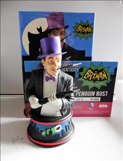 Batman  The penguin Bust