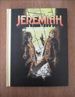 "Hermann - Jeremiah - Luxe HC - ""Mister FiftyFifty"" - Opl. 125 ex - 2001"