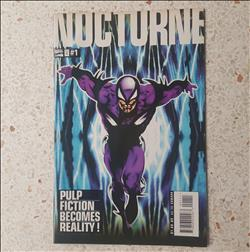 Us comics -nNocturne -1- comic- 1e druk