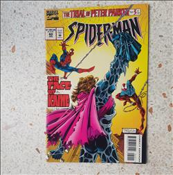 Us comic -Spiderman  -60-comic