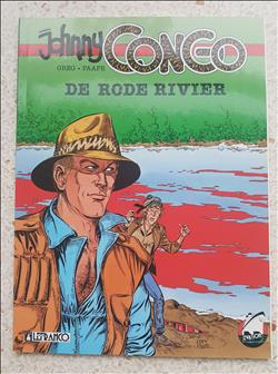 johnny congo - de rode rivier - sc -