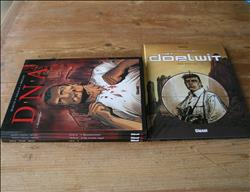 D.N.A. ~ Complete serie hardcovers 1 t/m 4