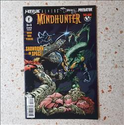 Us comics - mindhunter - 3/3  comic
