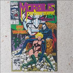 Us comics -Morbius the living vampire  -9 comic- 1e druk