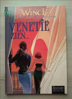 largo winch - nr 9 - HC - 1e druk