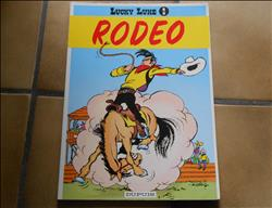lucky luke 2: rodeo - sc - 1991