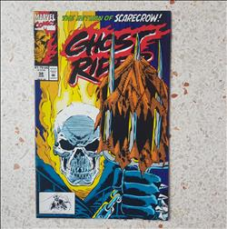 Us comic - Ghostrider 38 june-comic