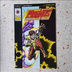 Us comic -magnus robot fighter - 43 -comic