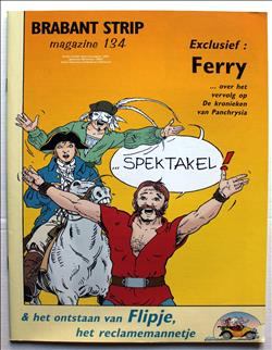 Brabant Strip magazine nr. 134 - Ferry