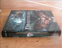 Drakenbloed ~ Complete serie hardcovers 1 t/m 6