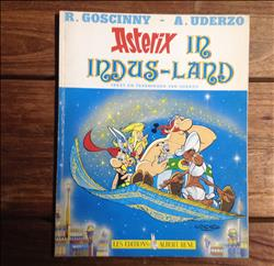 Asterix - in Indus-land