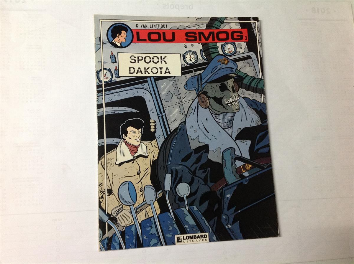 Lou Smog: spook Dakota (3)
