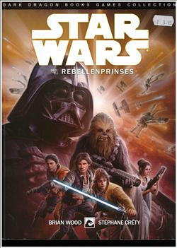 Star Wars - Rebellenprinses - deel 1/2 + deel 2/2
