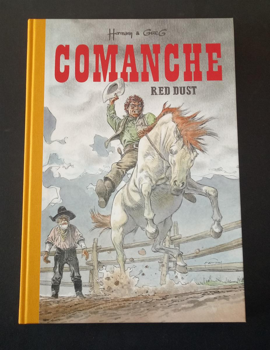 Comanche: Red Dust - luxe bundeling - 2018