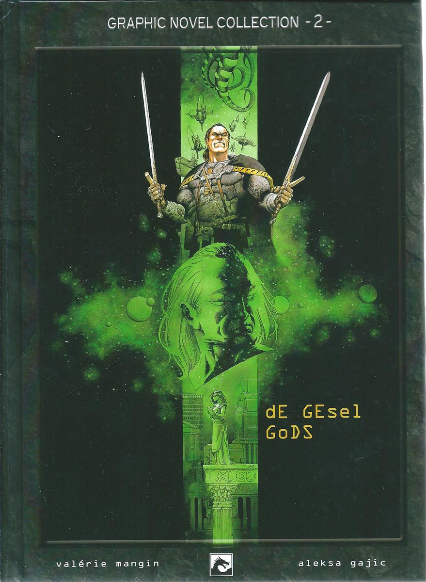 Graphic Novel Collection hc 2 De gesel Gods