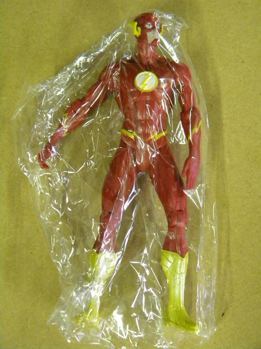 Dc Comics bewegend PVC figuur The Flash 17cm