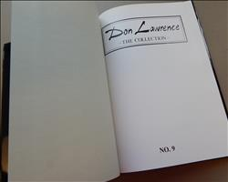 Don Lawrence - The Collection 9. Luxe hc. met stoffen omslag. 1e druk. 1997