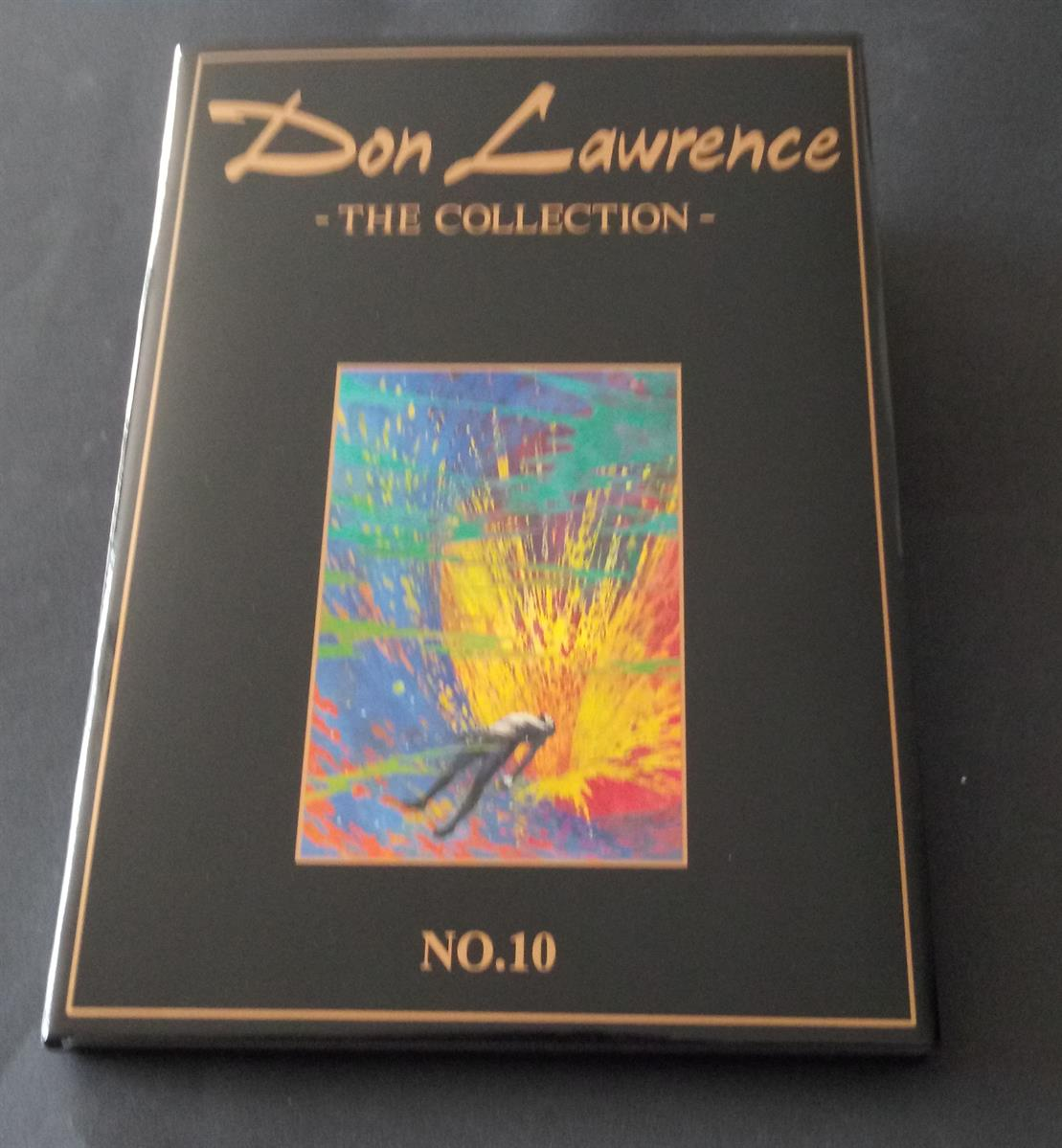 Don Lawrence - The Collection deel 10  - HC - 1998