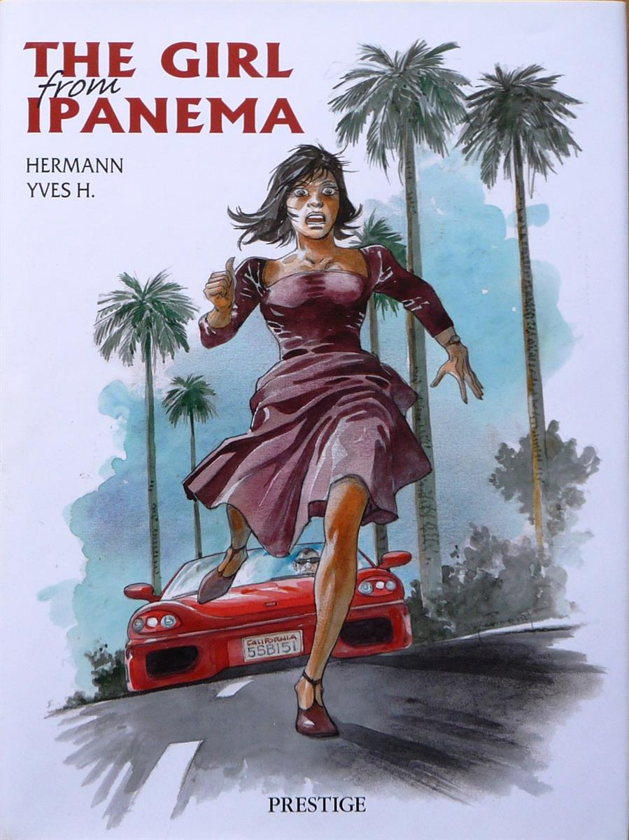 The Girl from Ipanema - Hermann - luxe uitgave - (2005)