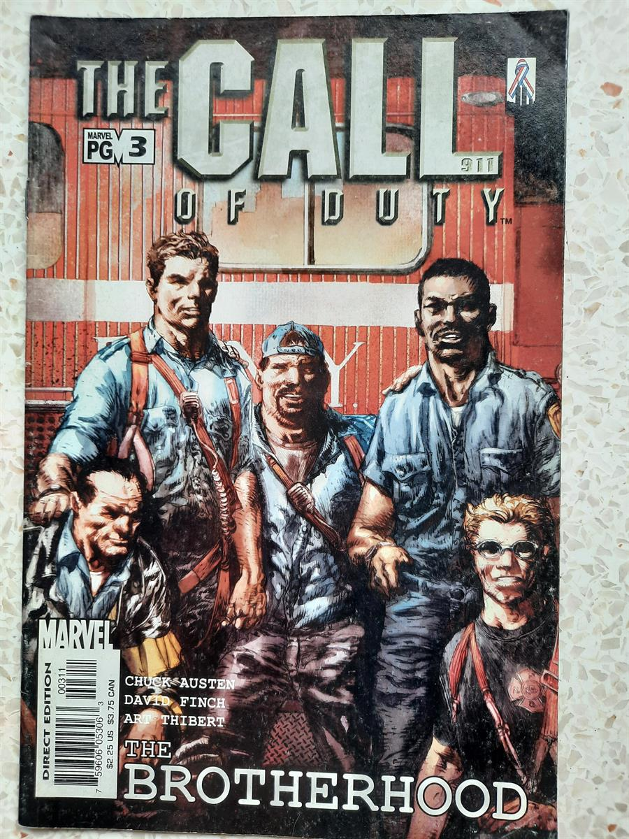 us comic -the call of duty-31--  sc