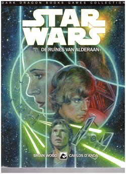 10 x Star Wars - soft cover