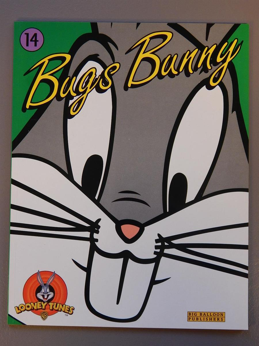 Looney Tunes 14 - Bugs Bunny - Big Balloon - sc - 1e druk
