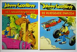 Johnny Goodbye - Nrs. 1 t/m 11 - 2de serie compleet - sc - 1977 tot 1992