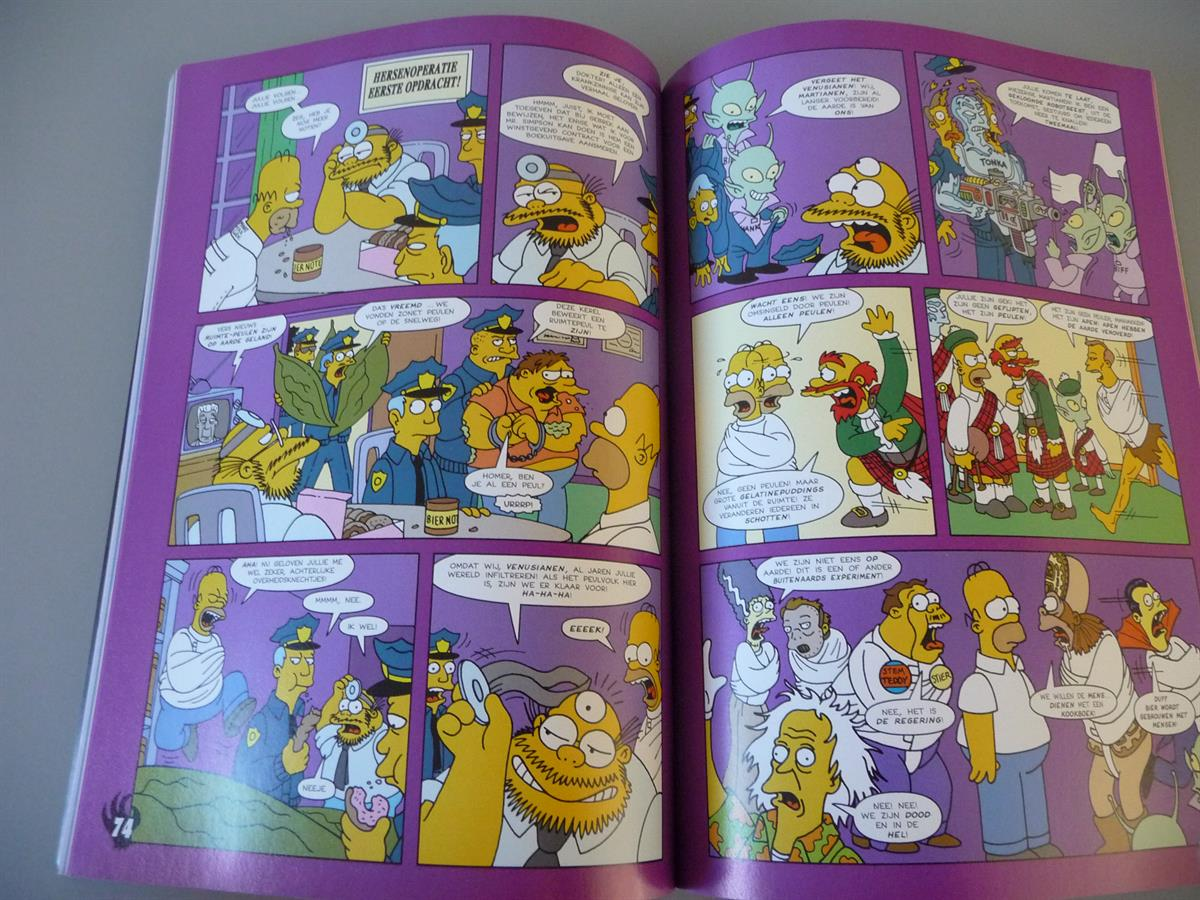 The Simpsons Bs